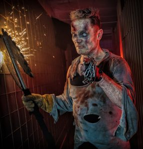 Dystopia Haunted House 2019 - Inferno