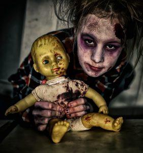 FRYGT FÆNGSLET 2018 - Mørket Glemmer Aldrig