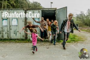 DYSTOPIA Horror Run 2015 - Run for the Cure