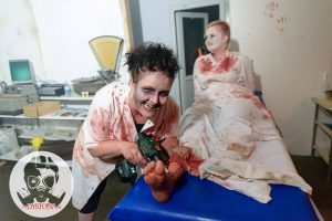DYSTOPIA Horror Run 2016 - The Essence