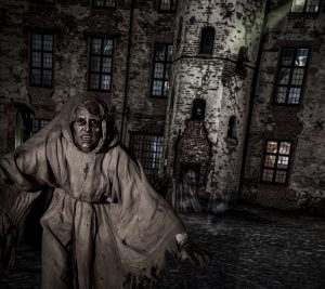Haunted Castle 2019 - Den Sorte Død Koldinghus