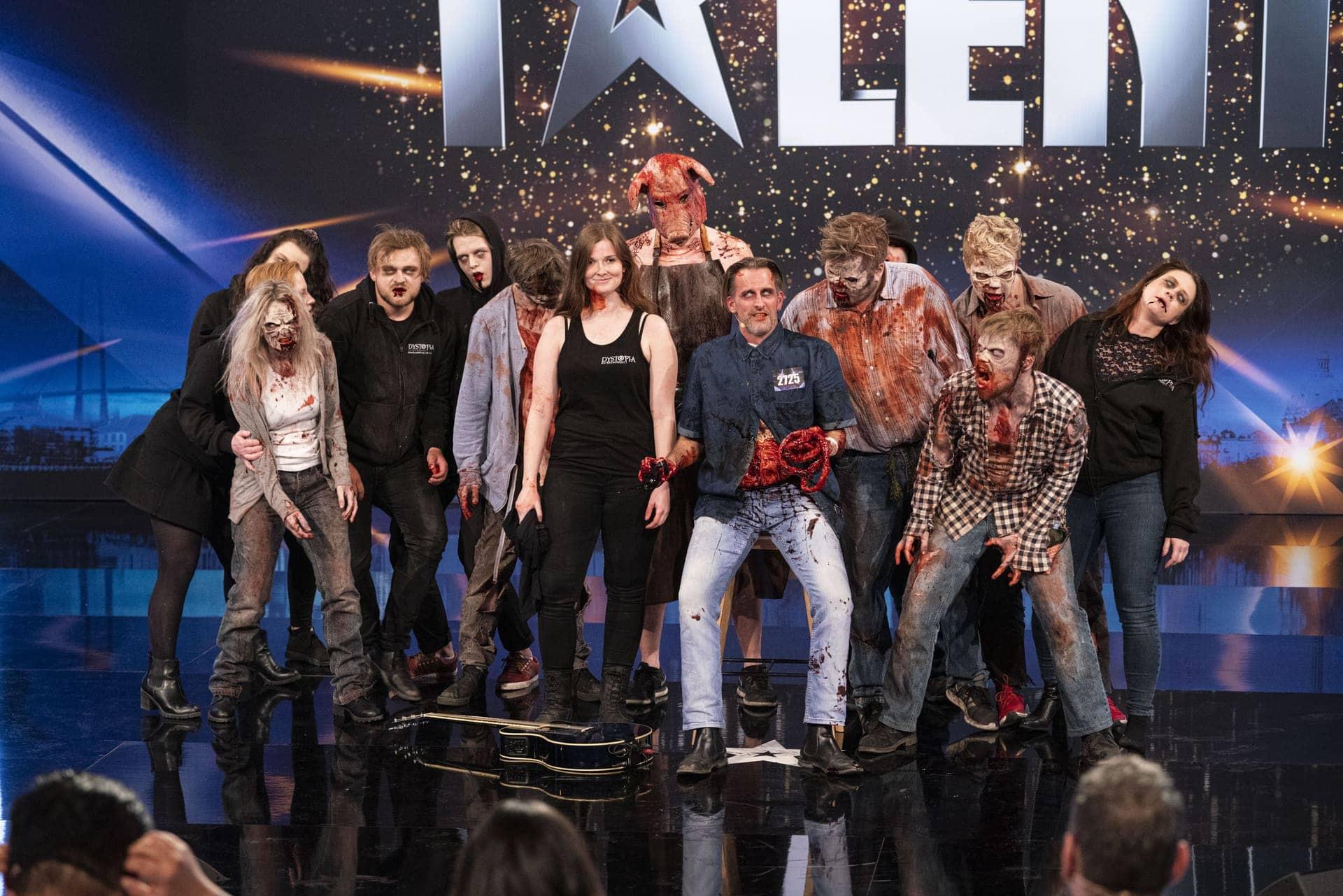 Danmark Har Talent audition