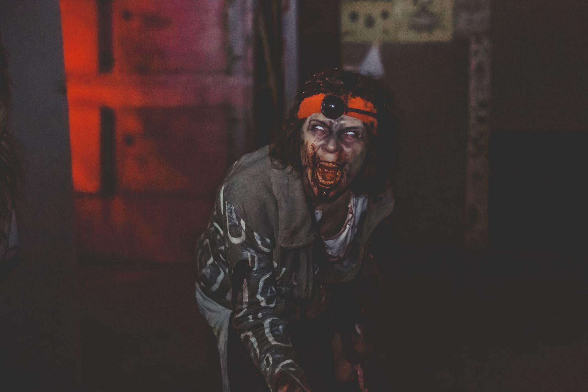 Zombie Lasergame