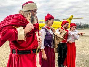 Julemanden, julemor og nisser