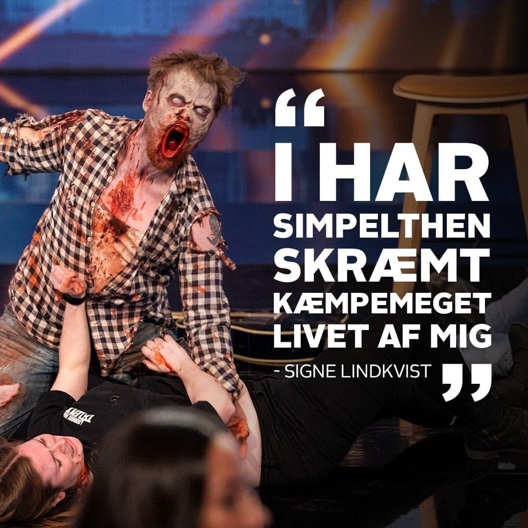 Danmark Har Talent liveshow