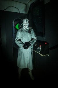 DYSTOPIA Haunted House 2018 - MOTHER