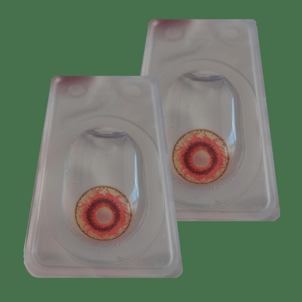 Blodige kontaktlinser - shop - webshop