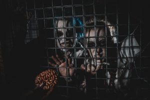 DYSTOPIA Haunted House 2017 - The Experiment