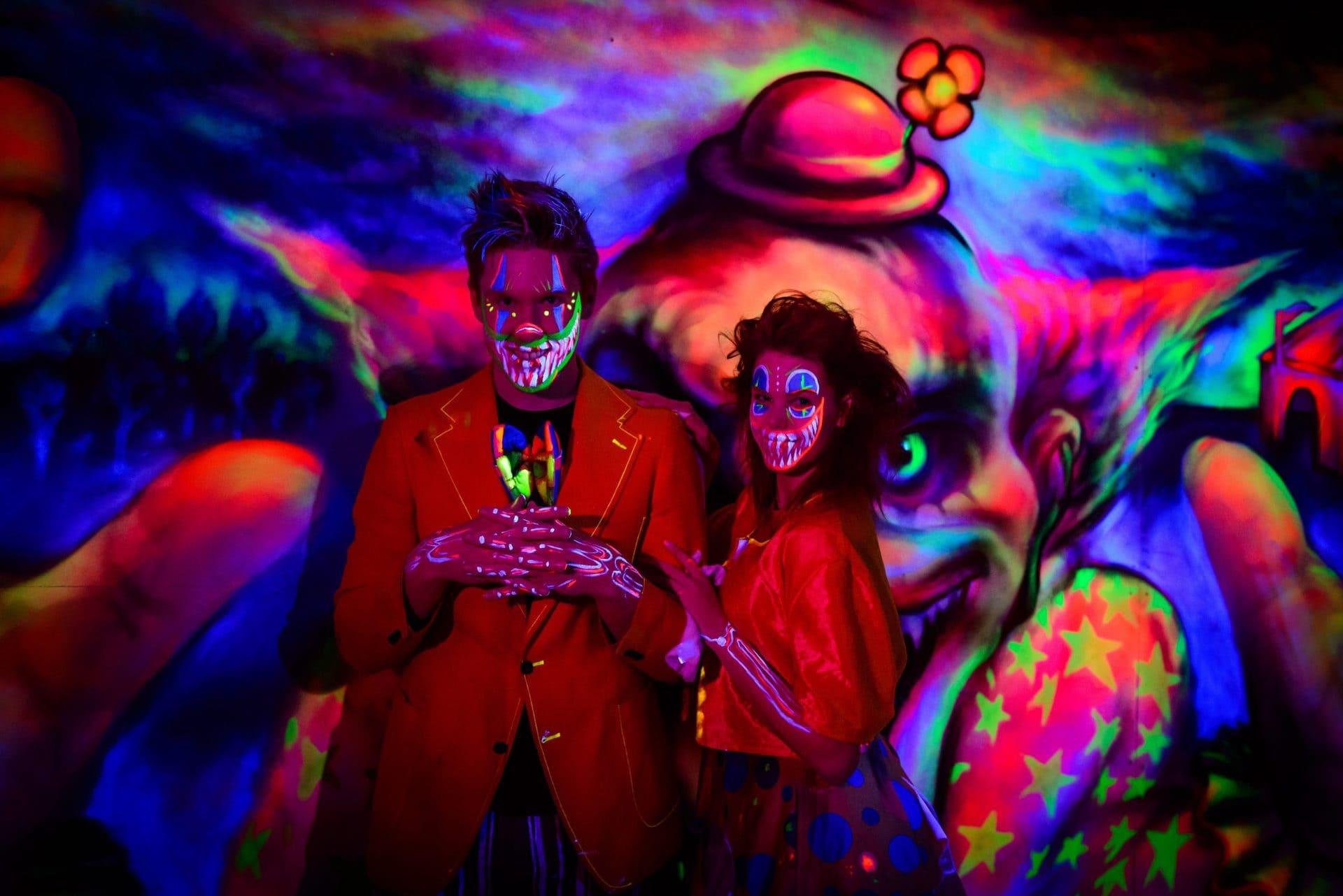 Cirkus DYSTOPIA Tivoli Friheden Halloween efterårsferien