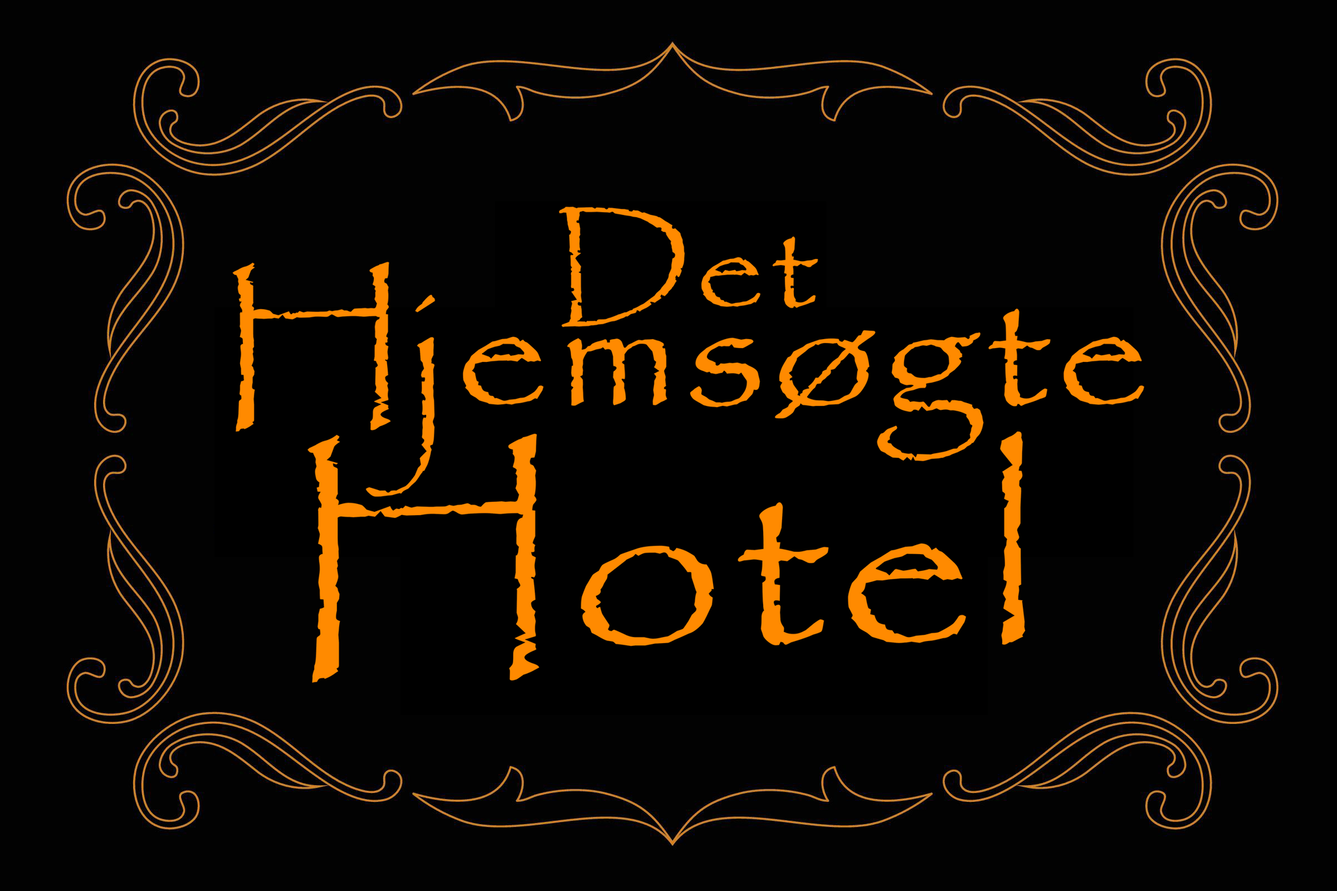 The Haunted Hotel, Tivoli Friheden, Halloween 2020