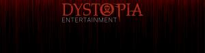 Dystopia Entertainment - Banner logo