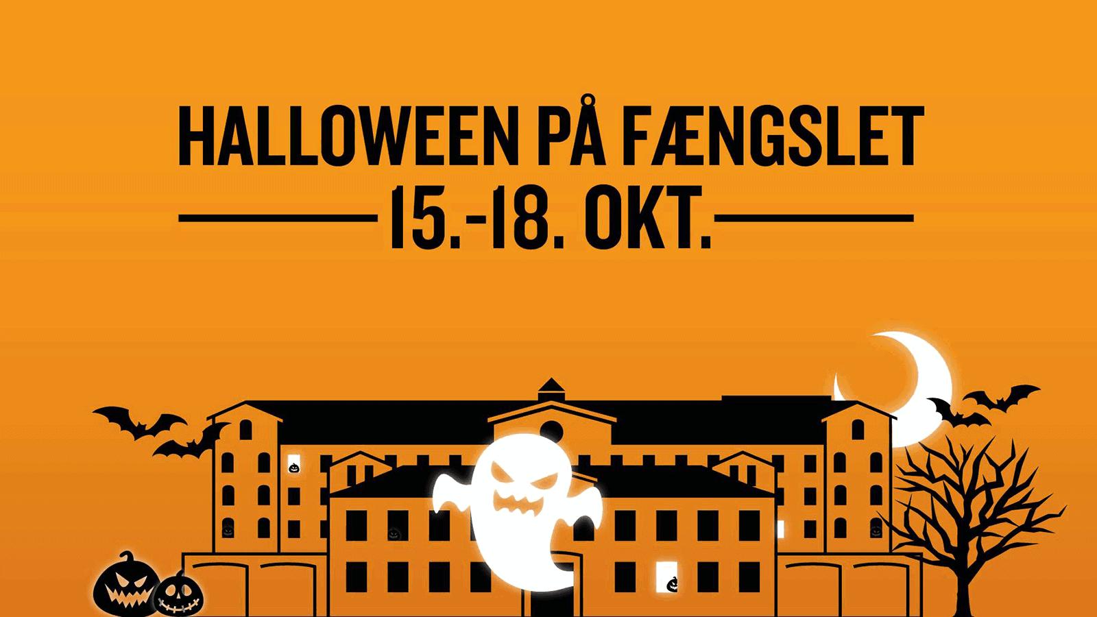 Halloween på FÆNGSLET