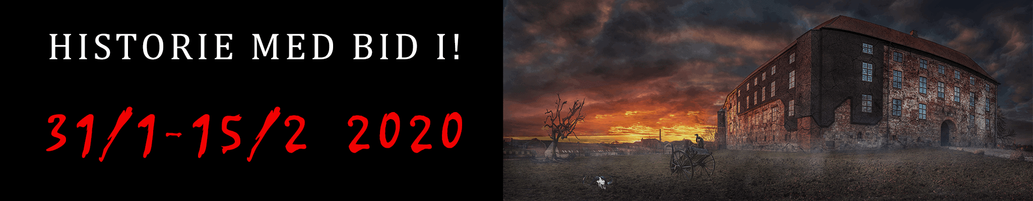 Haunted Castle 2020 Blodets Forbandelse Koldinghus