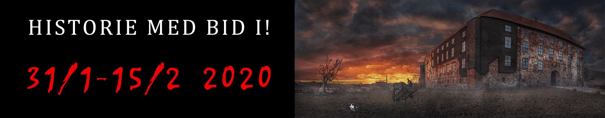 Haunted Castle 2020 Blodets Forbandelse Koldinghus