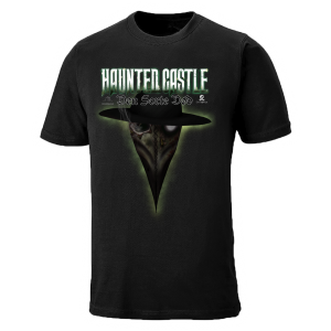 Haunted Castle 2019 - Den Sorte Død Koldinghus T-shirt - shop - webshop
