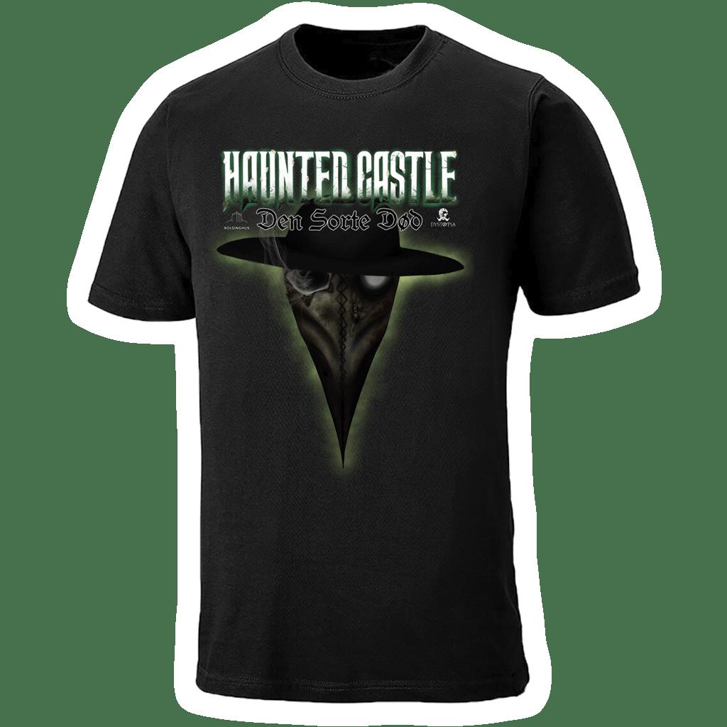 Haunted Castle 2019 - Den Sorte Død Koldinghus T-shirt - shop - webshop