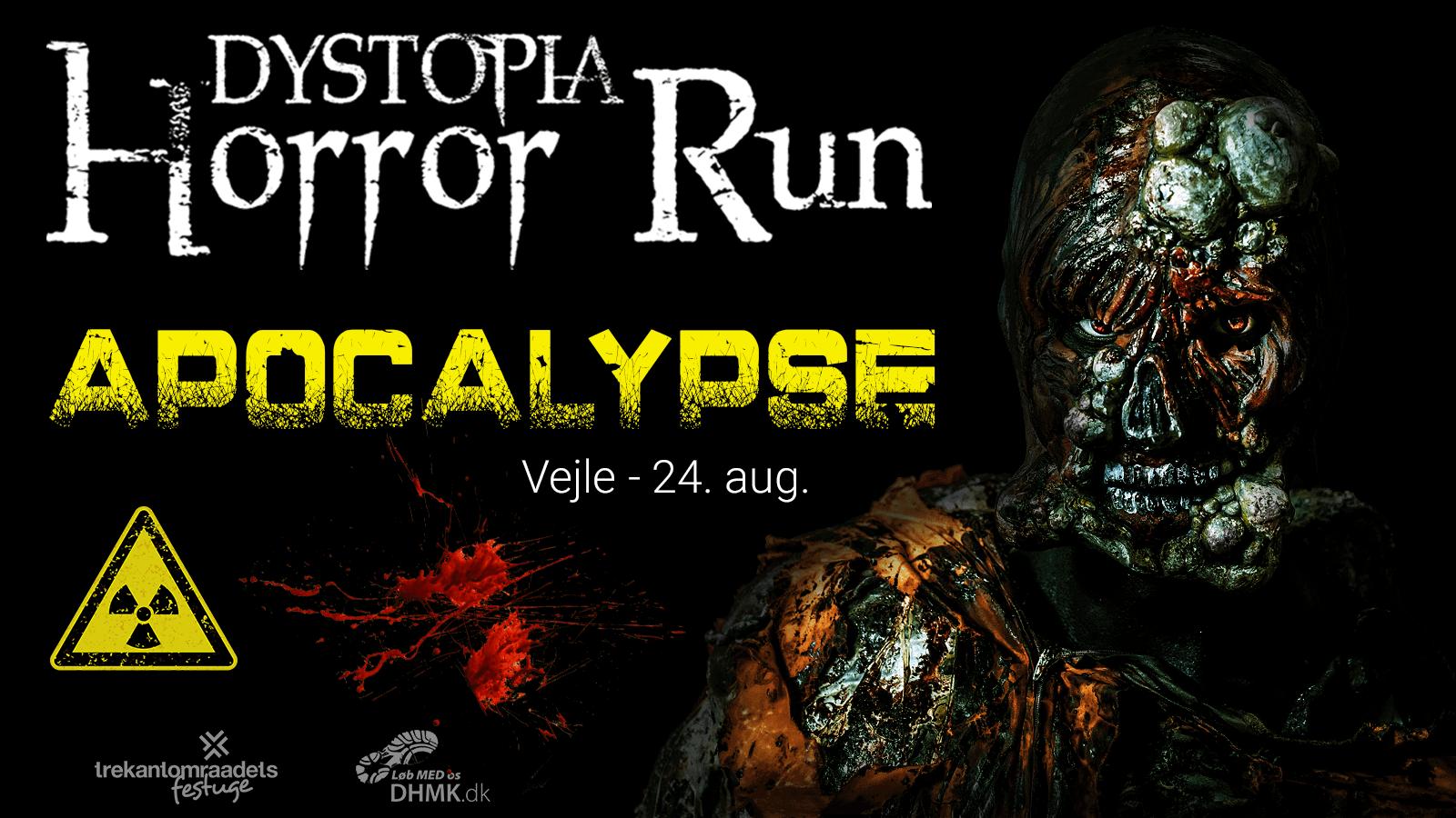 Dystopia Horror Run APOCALYPSE Event