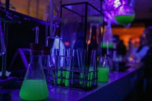 Laboratorie-bar