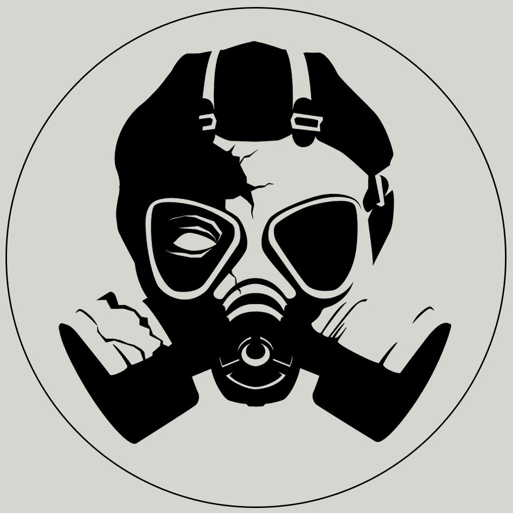 Dystopia Klistermærke - shop - webshop