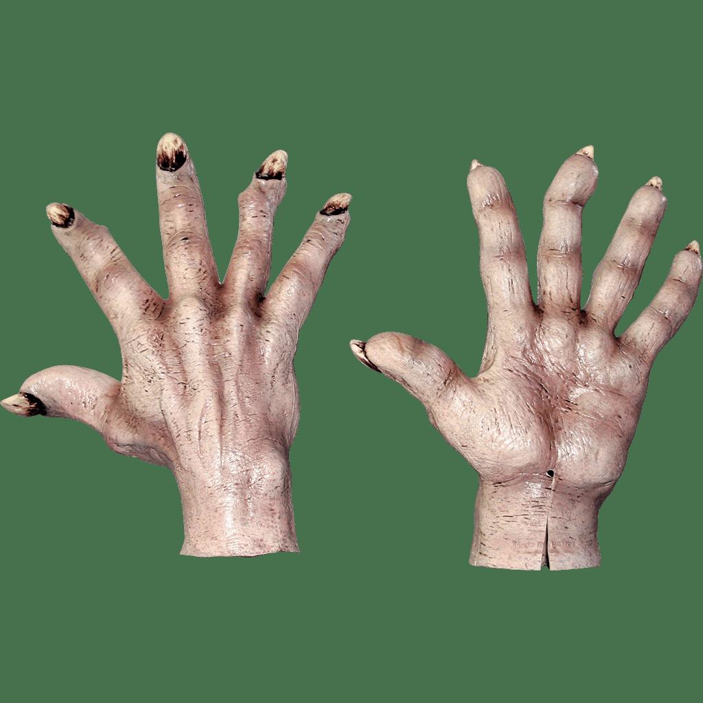 Monster hænder