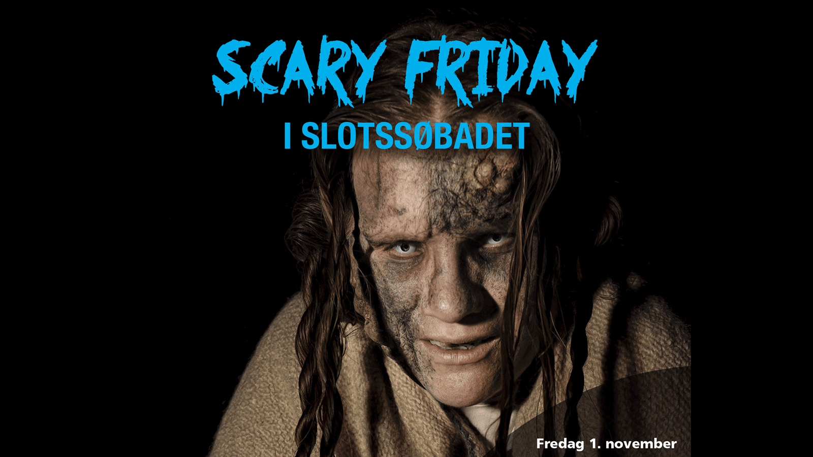 Scary Friday i SlotssøBadet