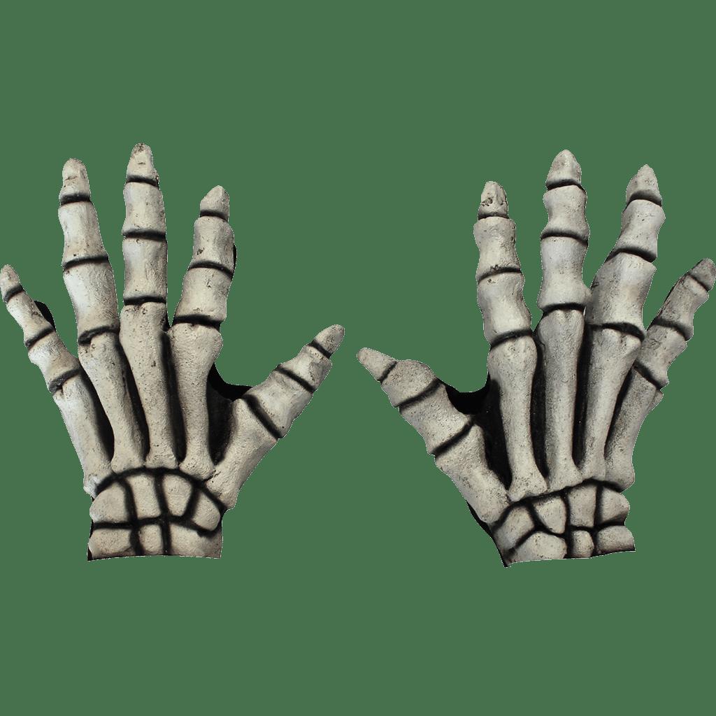 Skelethænder - hvide