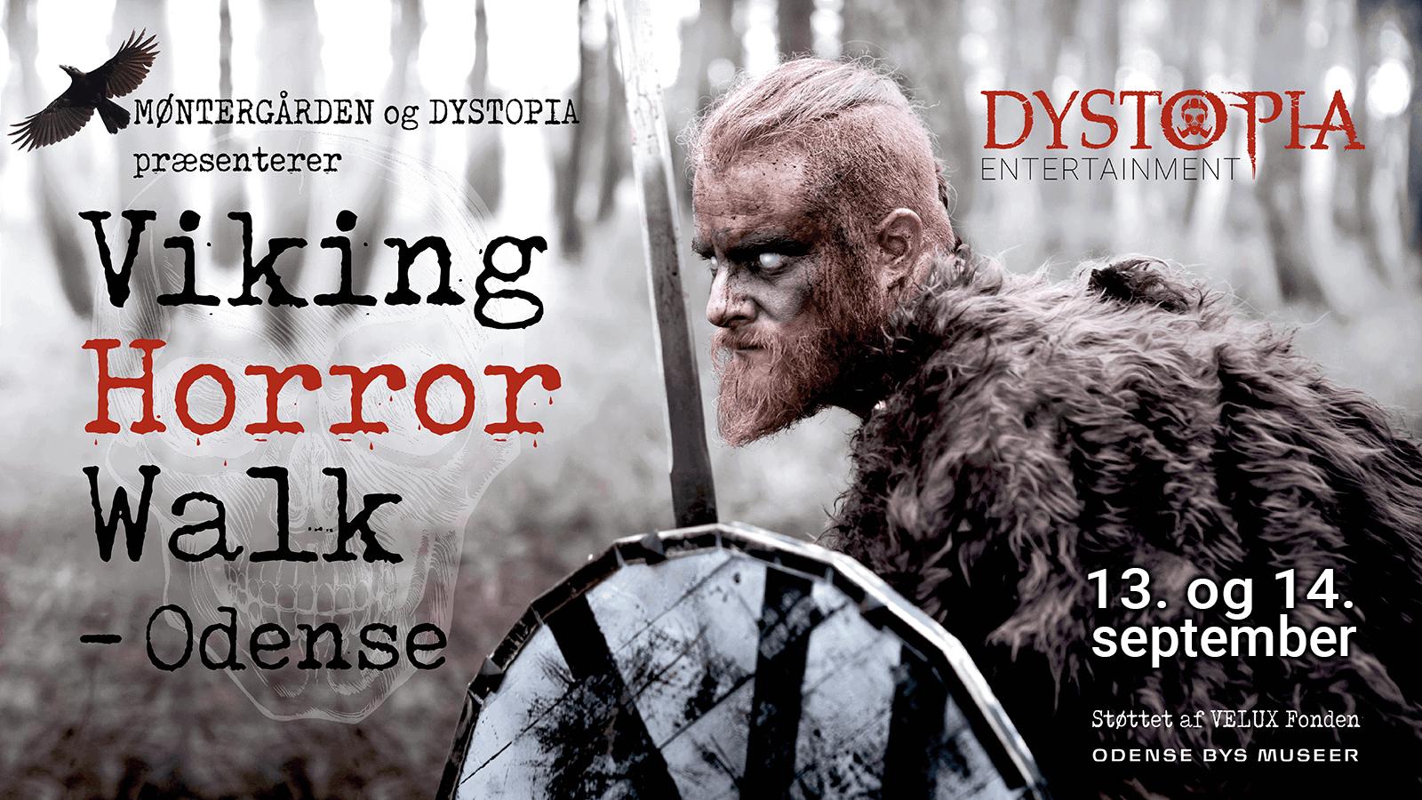 Viking Horror Walk Odense Bys Museer