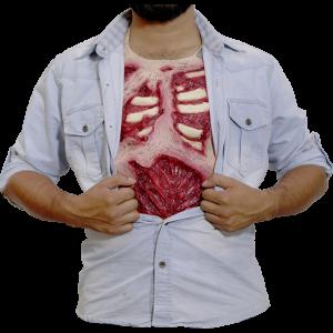 Zombie brystkasse - shop - webshop