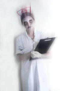 DYSTOPIA Haunted House 2016 - Patient [ZERO]'s Nightmare